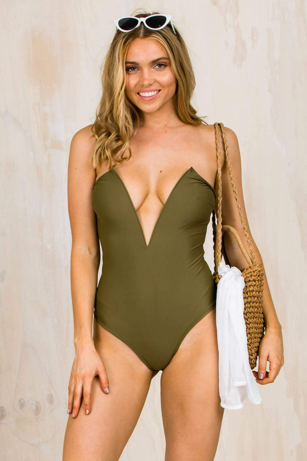 Vixen One Piece Bodysuit-TOPS-BAMBI