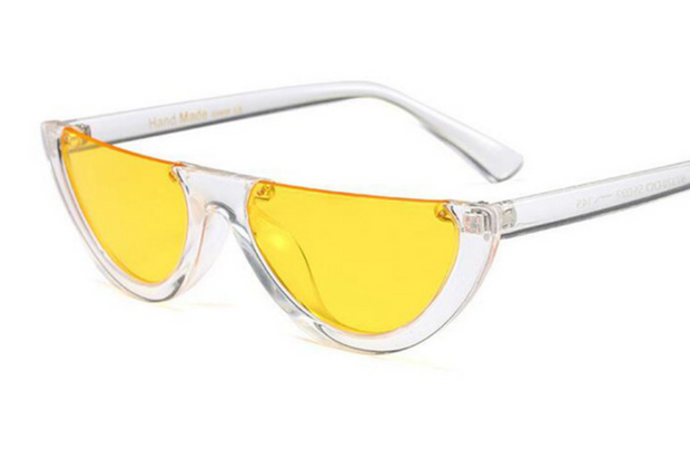 Over the top Sunglasses Yellow