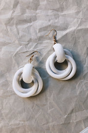 ACCESSORIES - Acid Dreams Earrings White