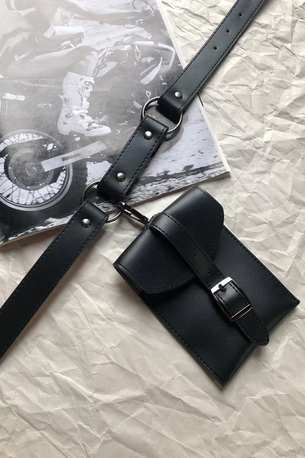 ACCESSORIES - Alluka Belt Bag Black