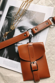 ACCESSORIES - Alluka Belt Bag Brown