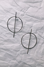 ACCESSORIES - Azura Hoop Earrings