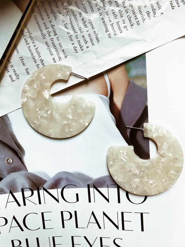 ACCESSORIES - Eclipse Earrings