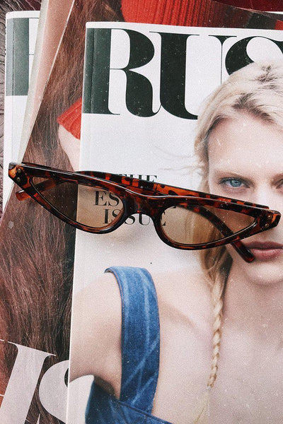 ACCESSORIES - Hadid Sunglasses - Tort