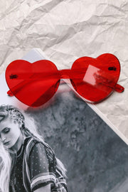 ACCESSORIES - Heart Eyes Sunglasses