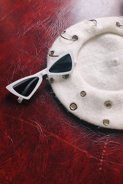 ACCESSORIES - Jauregui Sunglasses - White
