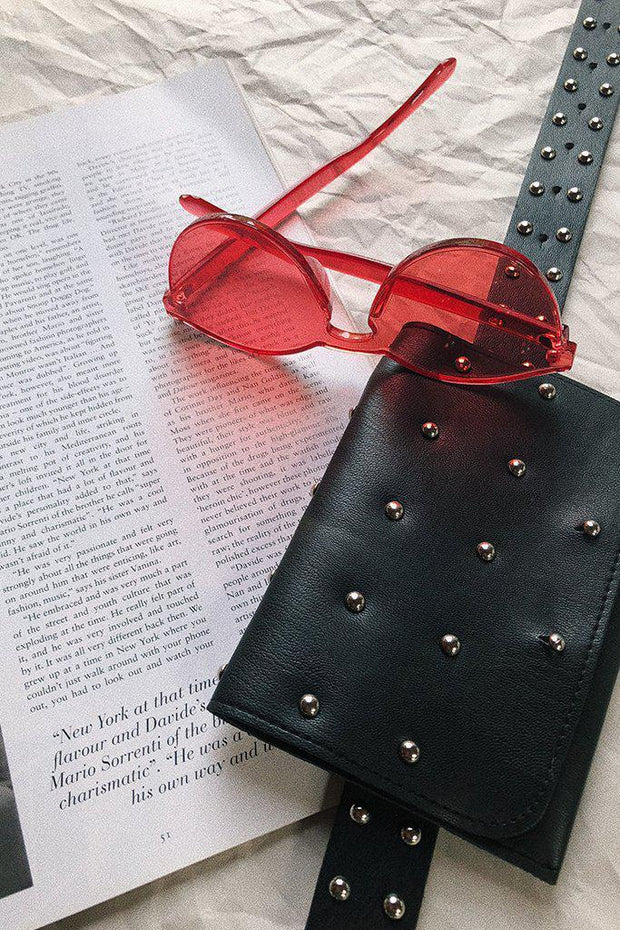 ACCESSORIES - Jessy Sunglasses - Red