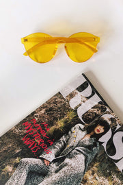 ACCESSORIES - Jessy Sunglasses - Yellow