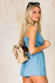 ACCESSORIES - My Girl Backpack - Beige