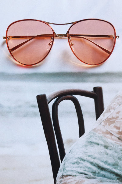 ACCESSORIES - My World Sunglasses Peach