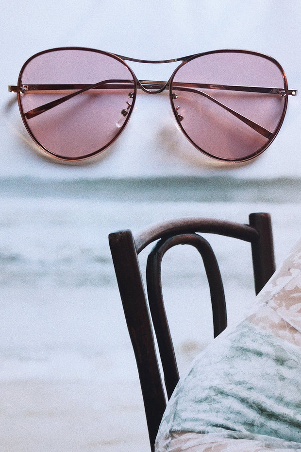ACCESSORIES - My World Sunglasses Pink
