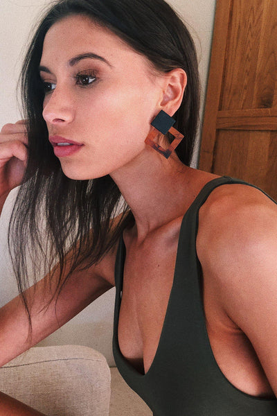 ACCESSORIES - Saluki Earrings