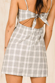 DRESSES - Button Up School Girl Dress