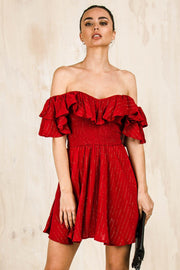 DRESSES - Cherry Lantern Dress