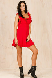 DRESSES - Hamptony Mini Dress (FINAL SALE)