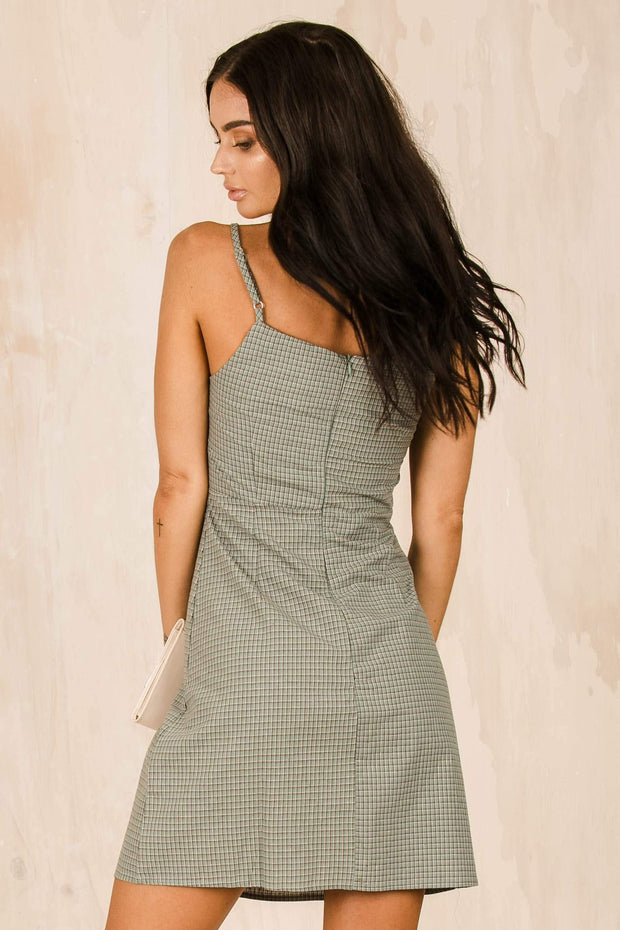 DRESSES - Ice Breaker Checkered Dress (FINAL SALE)