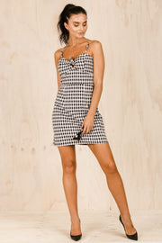 DRESSES - Taliah Tie Dress - Black