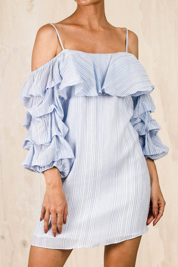 DRESSES - Voyage Stripe Dress (FINAL SALE)