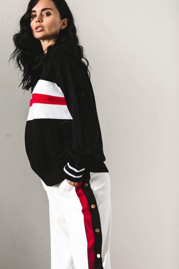 OUTERWEAR - Sailing Ocean Jumper (FINAL SALE)