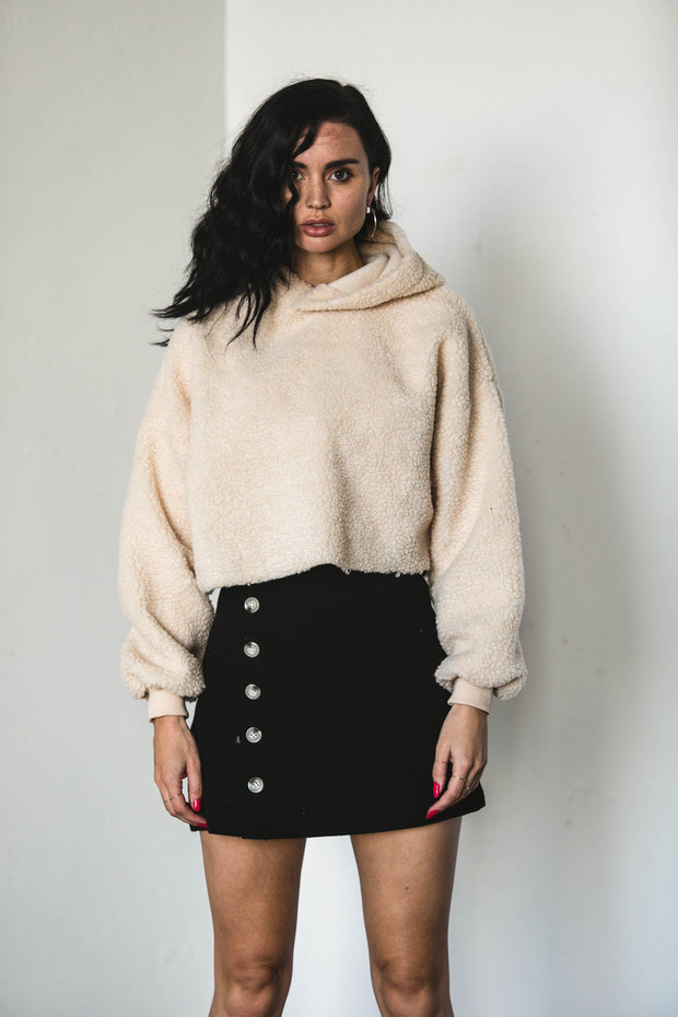 OUTERWEAR - Vanya Fluffy Jumper
