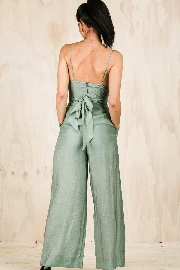 PLAYSUITS + JUMPSUITS - Maisie Olive Jumpsuit