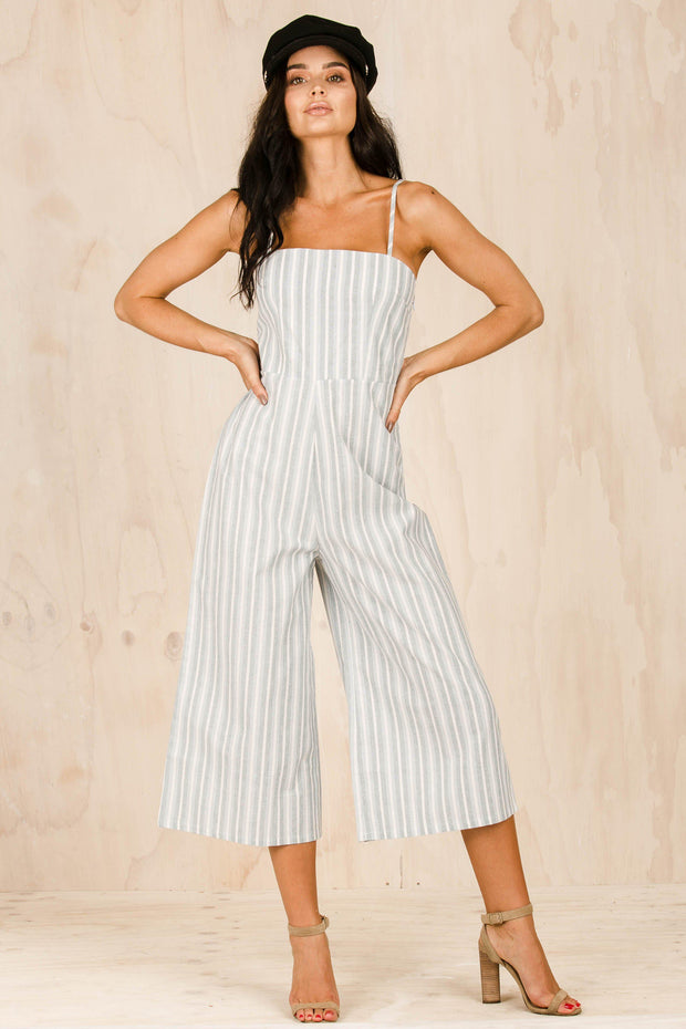 PLAYSUITS + JUMPSUITS - The Riley Jumpsuit