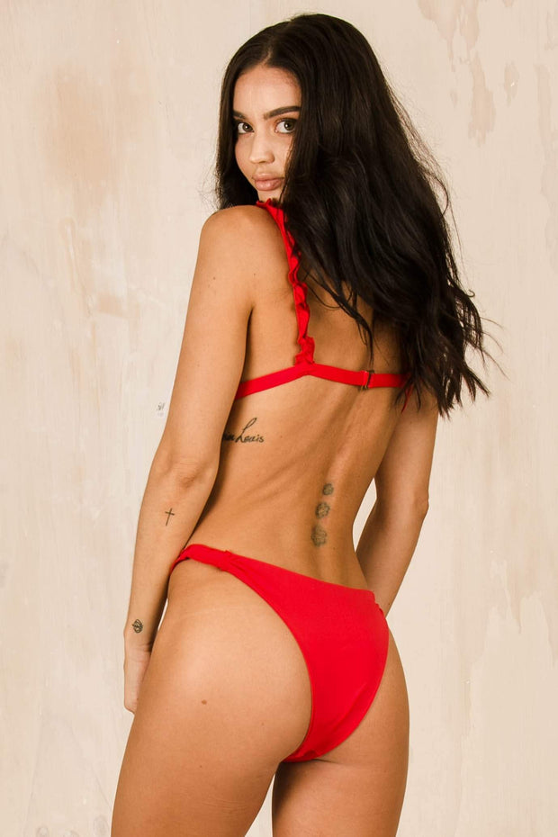 SWIM - The Eva Bikini Red