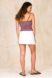 TOPS - Violet Ruched Cami