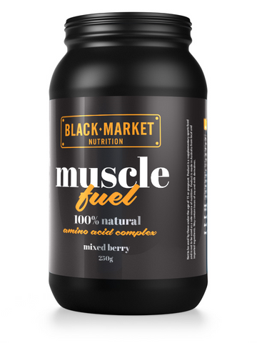 Muscle Fuel (Temporarily out of stock, due in 08/11)