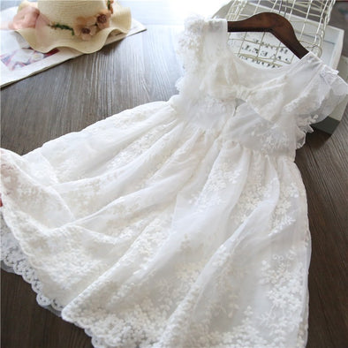 Louise Dress  - White | NEW