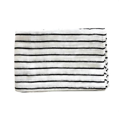 Muslin Swaddle - Stripped