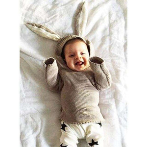Cashmere Rabbit Sweater