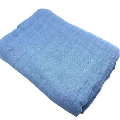 Bamboo Swaddles - Royal Blue