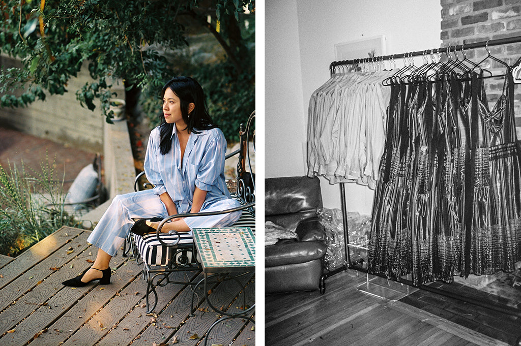 Chelsea Mak, LA-based designer, speaks with Emme Parsons about what's been inspiring her lately.