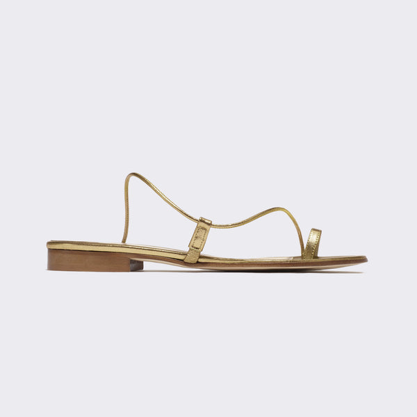 Susan Slide in Gold