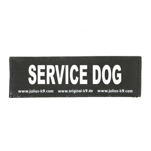 Julius K9 SERVICE DOG Patch