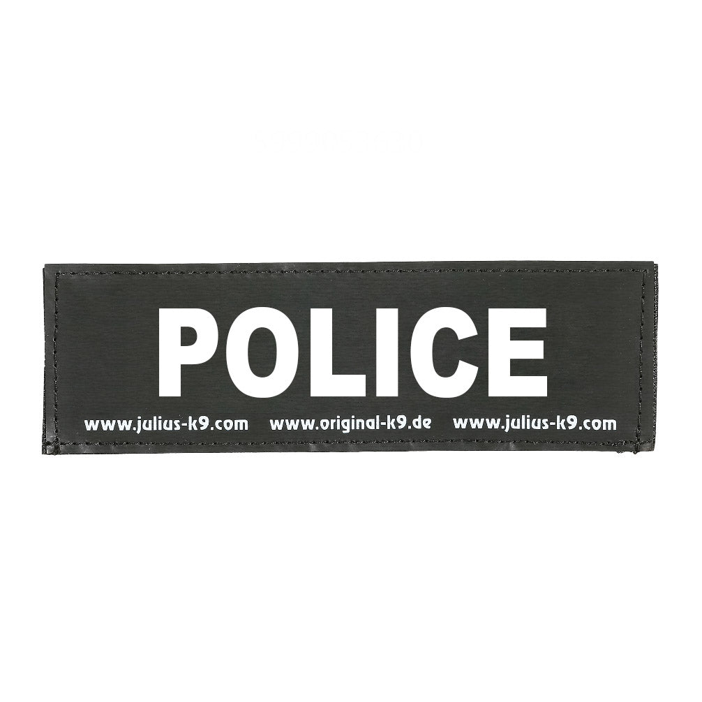 Julius K9 POLICE Patch