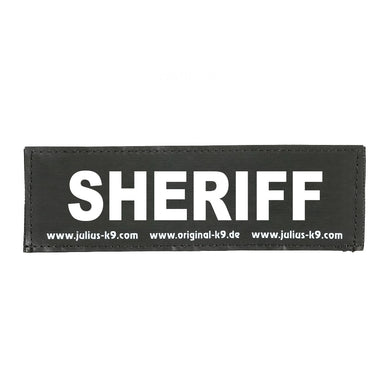 Julius K9 SHERIFF Patch