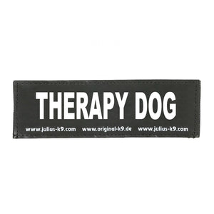 Julius K9 THERAPY DOG Patch