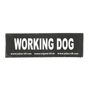 Julius K9 WORKING DOG patch