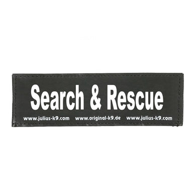 Julius K9 Search & Rescue Patch