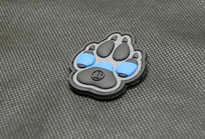 K9 Thin Blue Line PVC Morale Patch