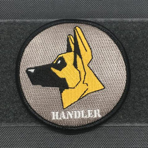 Handler Morale Patch