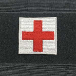 "Medic Square 2"" Patch"