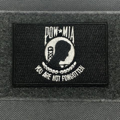 POW-MIA Flag Morale Patch