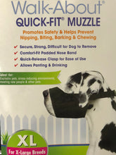 Quick-Fit Muzzle - Black