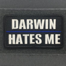 DARWIN HATES ME Morale Patch - Multiple Options