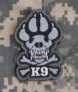 K9 Short Morale Patch