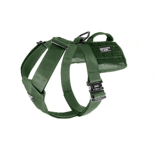 Modern Icon Patrol Harness - OD Green