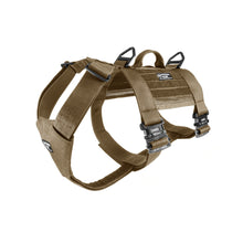 Modern Icon Tracking Harness - Coyote